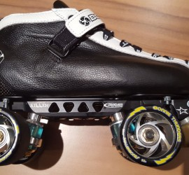 BONT HYBRID CARBON KILLER ROLLER DERBY