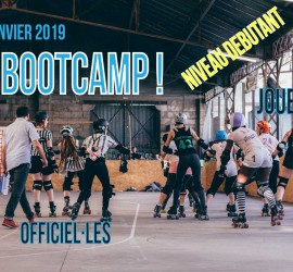 BOOTCAMP JOUEUSES ET REF
