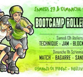 BOOTCAMP PIBRAC JUNIOR