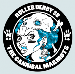 CANNIBAL MARMOTS LOGO