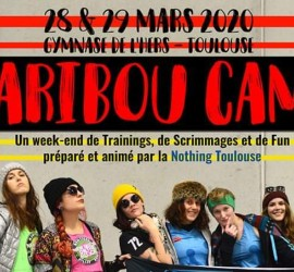 CARIBOU CAMP NOTHING TOULOUSE MY ROLLER DERBY