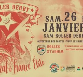CHAMPIONNAT DE FRANCE ELITE MY ROLLER DERBY