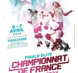 CHAMPIONNAT DE FRANCE ELITE PLATEAU 2 MY ROLLER DERBY