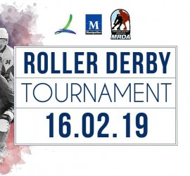 DCCLM MRDA TOURNAMENT ROLLER DERBY