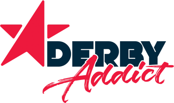 Derby addict logo