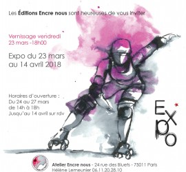 Expo Roller Derby Paris