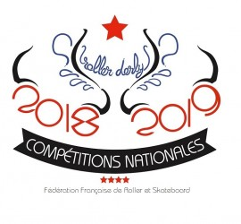 CHAMPIONNAT FRANCE ROLLER DERBY NATIONALE 1