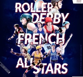FRENCH ALL STARS ROLLER DERBY LYON