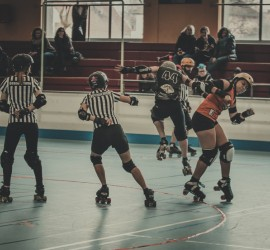 NATIONALE 1 NORD MY ROLLER DERBY CHAMPIONNAT FRANCE