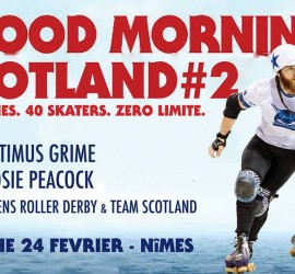 GOOD MORNING SCOTLAND MY ROLLER DERBY
