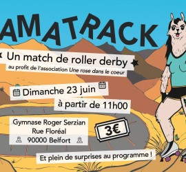 LAMATRACK BELFORT MY ROLLER DERBY