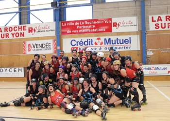 Les Biches Deluxe My Roller Derby Toulouse Thonon Annecy
