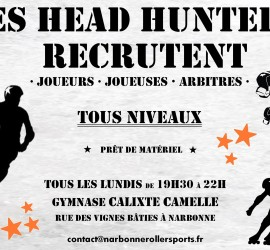 Les Head Hunters de Narbonne recrutent