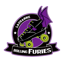 Rolling Furies logo