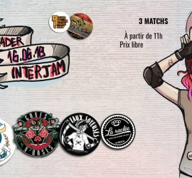 LYON ROLLER DERBY INTERJAMS