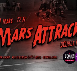 MARS ATTRACK CREIL MY ROLLER DERBY