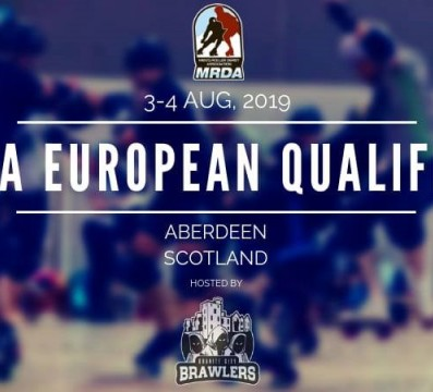 MRDA EUROPEAN QUALIFIERS