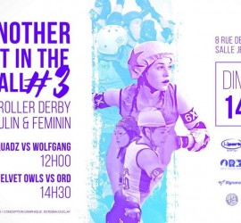 ORCET ROLLER DERBY DOUBLE HEADER