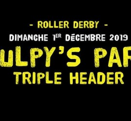 POULPY PARTY LA ROCHELLE MY ROLLER DERBY