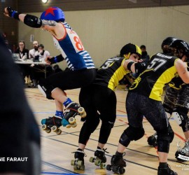 RESUME NATIONALE 2 ZONE 5 MY ROLLER DERBY