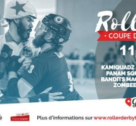 ROLLER DERBY ELITE HOMME