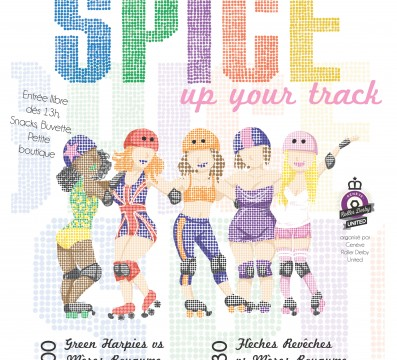 Spice Up Your Track
