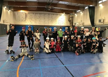 Stage Junior Roller Derby France à Dijon Octobre 2020