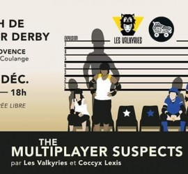 The multiplayer suspect Les amazones aix en provence MY ROLLER DERBY