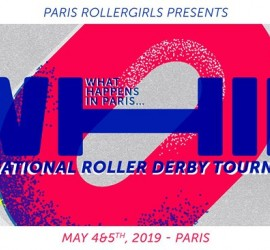 WHIP MY ROLLER DERBY PARIS